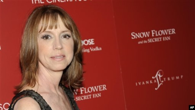 Author Lisa See at a movie screening in New York City last year