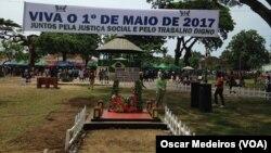 Dia do Trabalhador em São Tomé e Príncpe