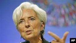 Όλι Ρέν και Κριστίν Λαγκάρντ για την κρίση στην Ευρωζώνη