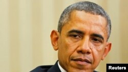 Presiden Amerika Barack Obama di Gedung Putih, 1 November 2013 (Foto: dok).