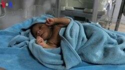Nascimentos na Libéria em tempos de Ébola