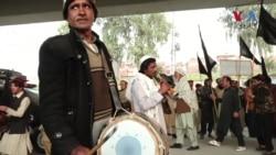 وزیرستان کے لوگوں کا احتجاج کا تاریخی انداز