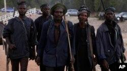 Боевики «Боко-Харам»