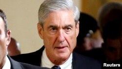 러시아의 미국 대선 개입 의혹을 수사 중인 로버트 뮬러 특별검사.