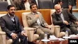 سعید مرتضوی از حمایت محمود احمدی نژاد برخوردار است