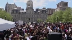 US Baltimore Rally