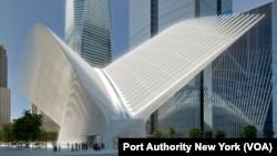 纽约世贸中心交通枢纽