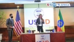 Manchetes africanas 5 Agosto: USAID pede à Etiópia alívio do bloqueio à ajuda humanitária em Tigray
