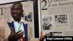 Reportage de Kayi Lawson, correspondant à Lomé pour VOA Afrique