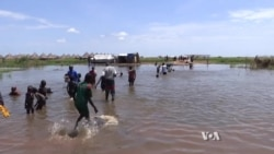 Thousands of S. Sudan Refugees in Misery in Flooded Ethiopian Camps