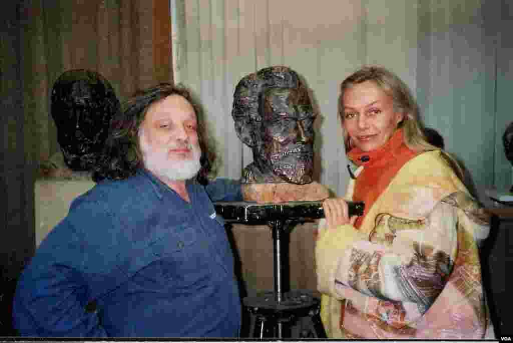 Григорий Потоцкий и Наталья Андрейченко