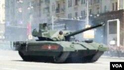 روسی ٹینک
