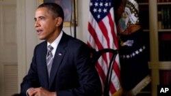 奧巴馬跟國會領導人周日會晤。