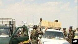 یمن کے شہر عدن میں پولیس اور مسلح افراد کے درمیان جھڑپ