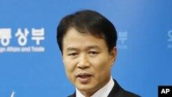 조병제 한국 외교통상부 대변인 (자료사진)
