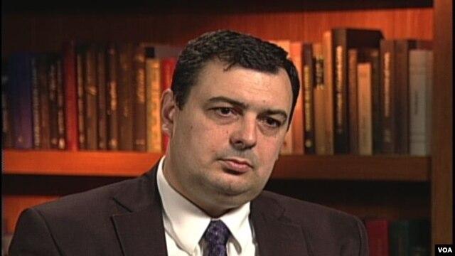 Petar Miletić, potpredsednik skupštine Kosova