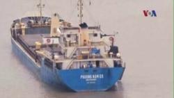 Tàu chở hàng Việt Nam bị nghi đâm chìm tàu cá Thái Lan