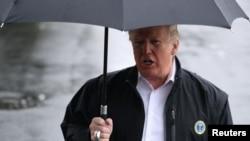 特朗普總統在美國時間星期一早上表示,已經派遣國務卿蓬佩奧到沙特阿拉伯與與沙特國王薩爾曼會