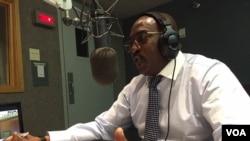 Belchior Lanzo Tati, secretário-geral da Frente Consensual Cabindesa(FCC).