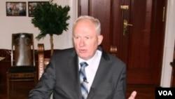挪威諾貝爾研究所主任博士倫德斯塔