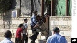 以色列驱逐两个巴勒斯坦家庭