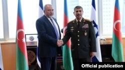Zakir Həsənov və Aviqdor Liberman