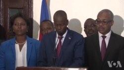 Ayiti: Diskou Prezidan Ayisyen an Apre li te Sot Patisipe nan Asanble Jeneral l ONU an