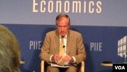 美國著名經濟專家尼古拉斯拉迪。(資料照)