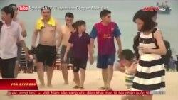 Các bãi biển từng bị Formosa ảnh hưởng đã hết vắng khách