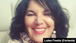 Luísa Fresta, escritora angolana