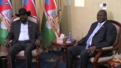 Dix ans d'indépendance au Soudan du Sud: le président Kiir promet la paix