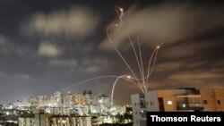 پدافند هوایی در اسرائيل