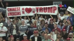 Chinese Americans for Trump Going Against National Trend
