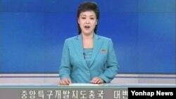 북한의 개성공단 담당 실무기관인 중앙특구개발지도총국 대변인은 지난 15일 조선중앙통신 기자와의 문답에서 한국 정부의 개성공단 실무회담 제의와 관련, 앞으로 남북관계 향방은 전적으로 남측당국의 태도 여하에 달렸다고 주장했다. 조선중앙 TV 보도.