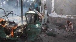 در دو انفجار انتحاری در پاکستان ۲۴ تن کشته شدند