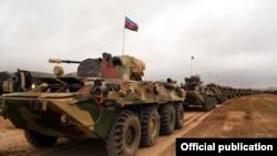 Azərbaycanda ordunun döyüş hazırlığının səviyyəsi yoxlanılır