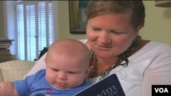 Bebe su prirodno nadarene za učenje jezika