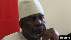 Thủ Tướng lâm thời Mali Cheikh Modibo Diarra.
