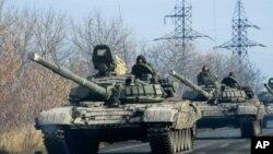 Vojni konvoj u Ukrajini, 10. novembar 2014.