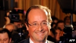Ông Francois Hollande, 1 trong 6 ứng cử viên Đảng Xã hội Pháp, Paris, 9/10/2011