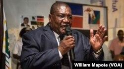 Ossufo Momade critica CNE