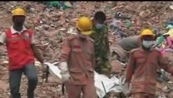 2013-05-09 美國之音視頻新聞: 孟加拉製衣廠大火死8人