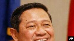 انڈونیشیا کے صدر سوسیلو بام بانگ یودھویونو