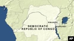 Jamhuri ya Kidemokrasi ya Congo.