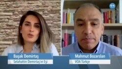 Mahkum Yakınlarından Çağrı: 'Siyasi Tutukluları da Bırakın'