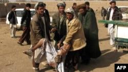 Після атаки нападника-смертника в провінції Кундуз