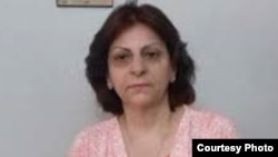 Shamiram Isavi, Iranian pastor's wife imprisoned. Jan. 29, 2018