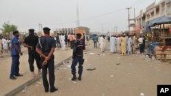 تاکنون ۲۱ نفر در این انفجار کشته شده اند