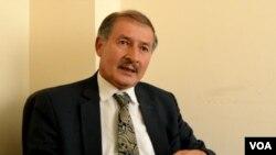 Afg'onistonlik o'zbek tili professori Nurulla Aminyor bilan suhbat