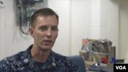 美國海軍律師喬舒亞•魯特上尉